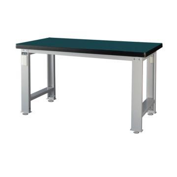 天钢 重量型工作桌,高H*宽W*深D(mm):800*1500*750,耐冲击桌板,桌面平均承重(kg):1000,WA-57N