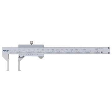 三豐 mitutoyo 內徑卡尺,游標式 10-150mm*0.05mm,536-145,不含第三方檢測