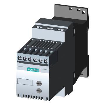 西门子/SIEMENS 3RW3013-2BB14软启动器