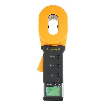 胜利/VICTOR 接地电阻测试仪,6412