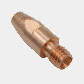 金球36KD导电嘴,M8*30*1.0,紫铜,欧式