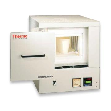 箱式炉,热电,大型,BF51634PC-1,炉腔容积:17L,控温范围:500~1700℃