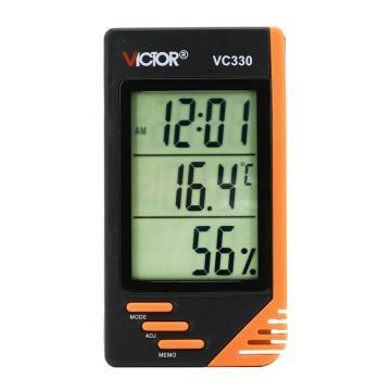 勝利/VICTOR 家用溫濕度計,VC330