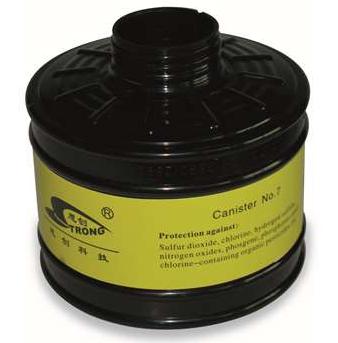 思创 7号滤毒罐(通用),ST-LDG7