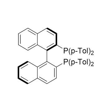 CAS:99646-28-3|(R)-(+)-2,2'-联(二-P-甲苯基膦基)-1,1'-二萘基|98%|600372-250mg