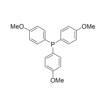 CAS:855-38-9|三(4-甲氧苯基)膦|98%|600476-1g