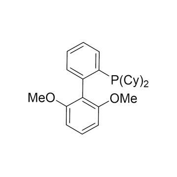 CAS:657408-07-6|2-双环己基膦-2',6'-二甲氧基联苯|98%|600349-1g