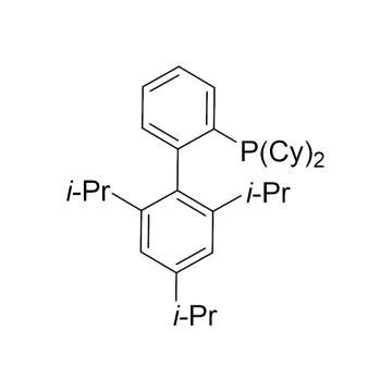 CAS:564483-18-7|2-二环己基磷-2,4,6-三异丙基联苯|98%|600350-1g