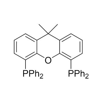 CAS:161265-03-8|4,5-双二苯基膦-9,9-二甲基氧杂蒽|98%|600388-5g
