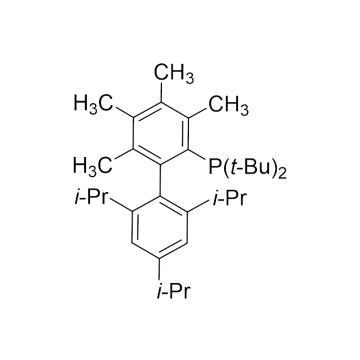 CAS:857356-94-6|2-二叔丁基磷-3,4,5,6-四甲基-2',4',6'-三异丙基联苯|98%|600361-1g