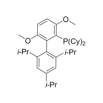 CAS:1070663-78-3|2-(二环己基膦)-3,6-二甲氧基-2'-4'-6'-三-I-丙基-11'-联苯|98%|600640-250mg