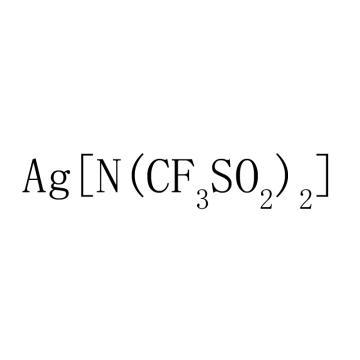 CAS:189114-61-2|双三氟甲烷磺酰亚胺银盐|97%|600325-1g