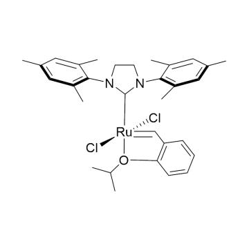 CAS:301224-40-8|第二代HOVEYDA-GRUBBS催化剂|97%|600223-100mg