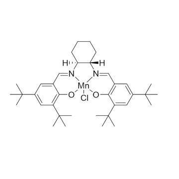 CAS:135620-04-1|(S,S)-(+)-N,N′-双(3,5-二-叔丁基亚水杨基)-1,2-环己二胺氯化锰(III)|98%|600057-1g