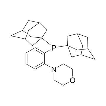 CAS:1237588-12-3|N-[2-二(1-金刚烷)磷苯基]吗|98%|600498-1g