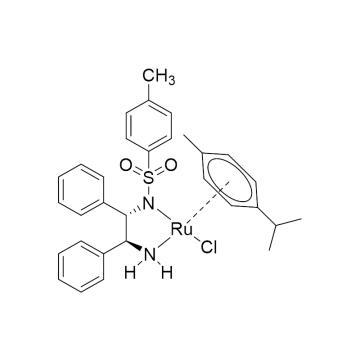 CAS:192139-90-5|(S,S)-N-(对甲苯磺酰)-1,2-二苯乙烷二胺(对异丙基苯)氯化|95%|600226-1g