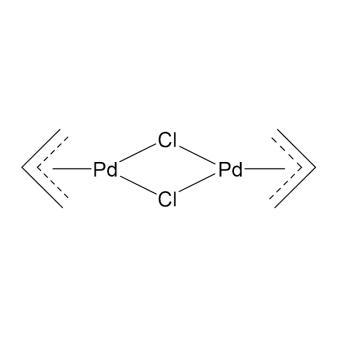CAS:12012-95-2|氯化烯丙基钯(II)二聚物|98%|600069-2g