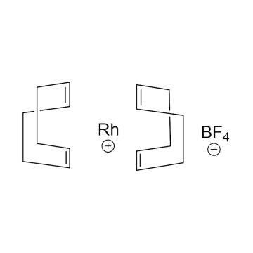 CAS:35138-22-8|二(1,5-环辛二烯)四氟硼酸铑(I)|98%|600193-100mg