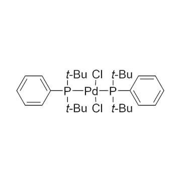 CAS:34409-44-4|双(二叔丁基苯基膦)二氯化钯(II)|98%|600781-1g