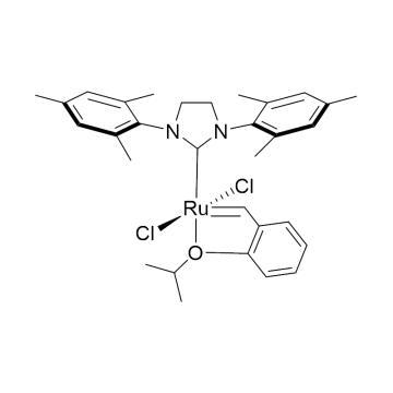 CAS:301224-40-8|第二代HOVEYDA-GRUBBS催化剂|97%|600223-500mg