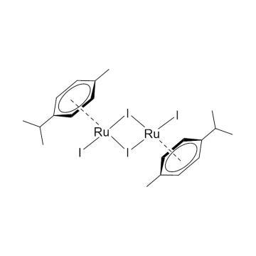 CAS:90614-07-6|二碘(对伞花烃)钌(II)二聚体|97%|600293-1g