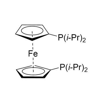 CAS:97239-80-0|1,1'-双(二异丙基膦)二茂铁|98%|600384-500mg
