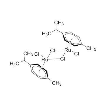CAS:52462-29-0|二氯双(4-甲基异丙基苯基)钌(II)|98%|600224-1g