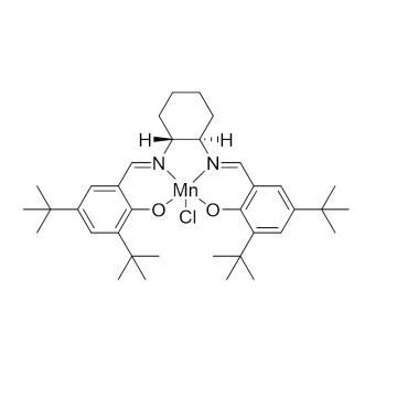 CAS:138124-32-0|(R,R)-(-)-N,N′-双(3,5-二-叔丁基亚水杨基)-1,2-环己二胺氯化锰(III)|98%|600056-5g