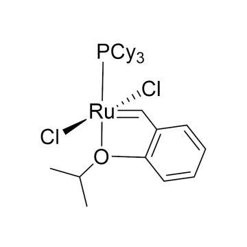 CAS:203714-71-0|第一代Hoveyda-Grubbs催化剂|97%|600222-500mg