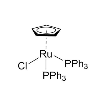 CAS:32993-05-8|二(三苯基膦)环戊二烯基氯化钌(II)|99%|600269-5g