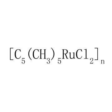 CAS:96503-27-4|二氯(五甲基环戊二烯基)合钌(III)聚合物|98%|600280-1g|0-4°C