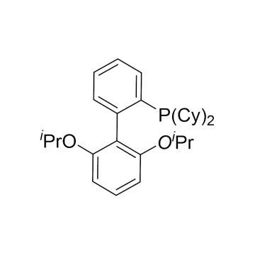CAS:787618-22-8|2-二环己基磷-2',6'-二异丙氧基-1,1'-联苯|98%|600359-5g