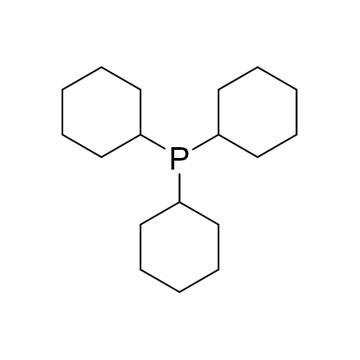 CAS:2622-14-2|三环己基膦|97%|600366-25g