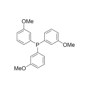 CAS:29949-84-6|三(3-甲氧基苯基)膦|97%|600475-5g