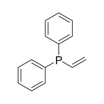 CAS:2155-96-6|乙烯基二苯基膦|97%|600489-5g|0-4°C