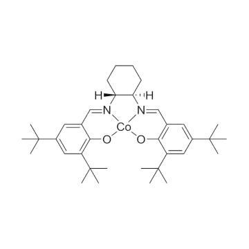 CAS:176763-62-5|(R,R)-(-)-N,N'-双(3,5-二叔丁基亚水杨基)-1,2-环己基二胺钴(II)|98%|600764-1g