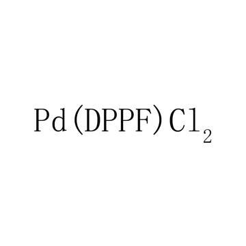 CAS:72287-26-4|[1,1'-双(二苯基膦基)二茂铁]二氯化钯|98%|600071-5g