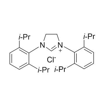 CAS:258278-25-0|1,3-双(2,6-二异丙苯基)氯化咪唑鎓|98%|600686-250mg