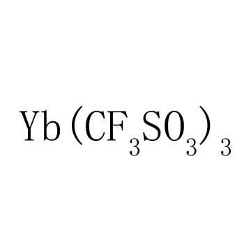 CAS:54761-04-5|三氟甲烷磺酸镱水合物|27%|600183-5g