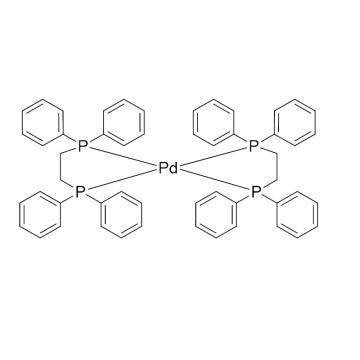 CAS:31277-98-2|双[1,2-双(二苯基膦)乙烷]钯(0)|98%|600091-1g