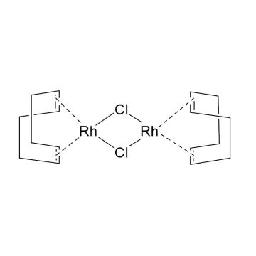 CAS:12092-47-6|(1,5-环辛二烯)氯铑(I)二聚体|98%|600187-5g