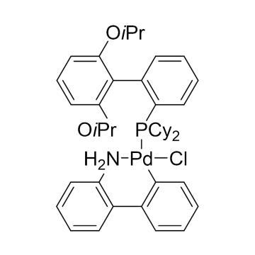 CAS:1375325-68-0|氯(2-二环己基膦基-2',6'-二-异丙氧基-1,1'-联苯基)(2-氨基-1,1'-联苯-2-基)钯(II)|98%|600876-500mg