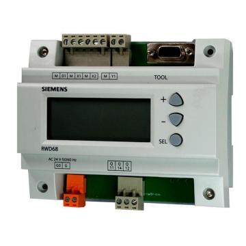 西门子 就地控制器,RWD68/CN