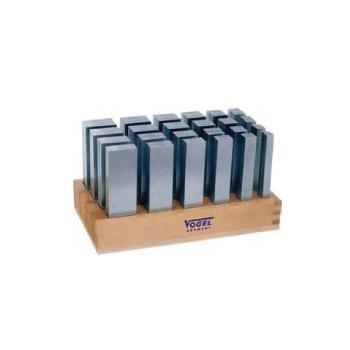沃戈耳 VOGEL 平行块套装,2×5-6×24mm(20对),26 060111
