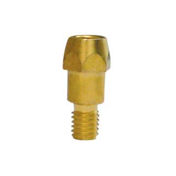 金球36KD导电嘴座,M8*30,欧式