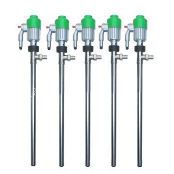 标博/biaobo SB-3-316L 不锈钢316L电动插桶泵,BT4防爆电机