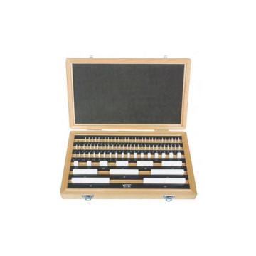 沃戈耳 VOGEL 陶瓷量塊組套,87Pcs/1.001-100mm(0級),35 00333,不含第三方檢測