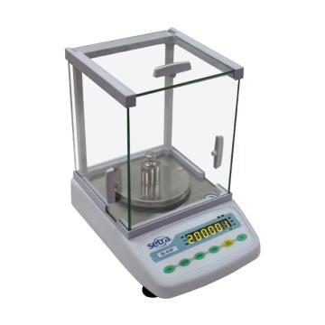 电子天平,Setra,Himalaya系列,BL-200F,分析天平,量程:200g,读数精度:0.001g