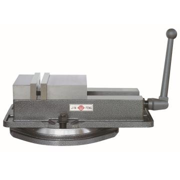 金丰 角固式平口钳QM16160,钳口开度170mm
