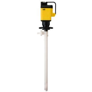 LUTZ 0122-205/0004-087/0204-422 聚偏二氟乙烯气动插桶泵